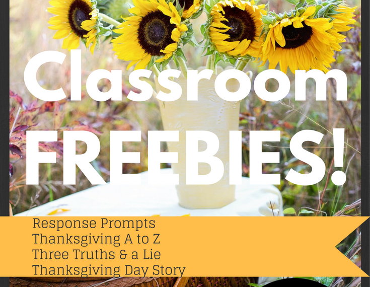 free resources for thanksgiving