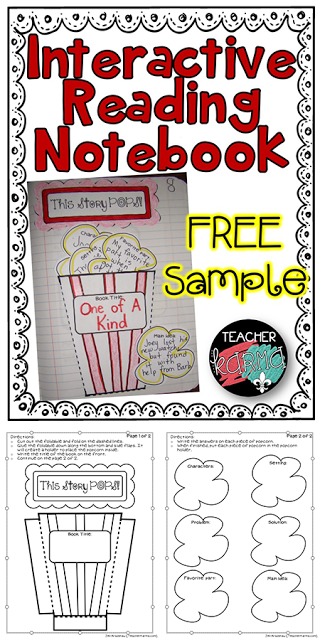 the notebook book report