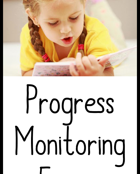 fluency progress monitoring teacherkarma.com