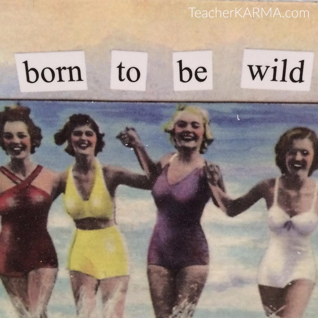 born to be wild teacherkarma.com