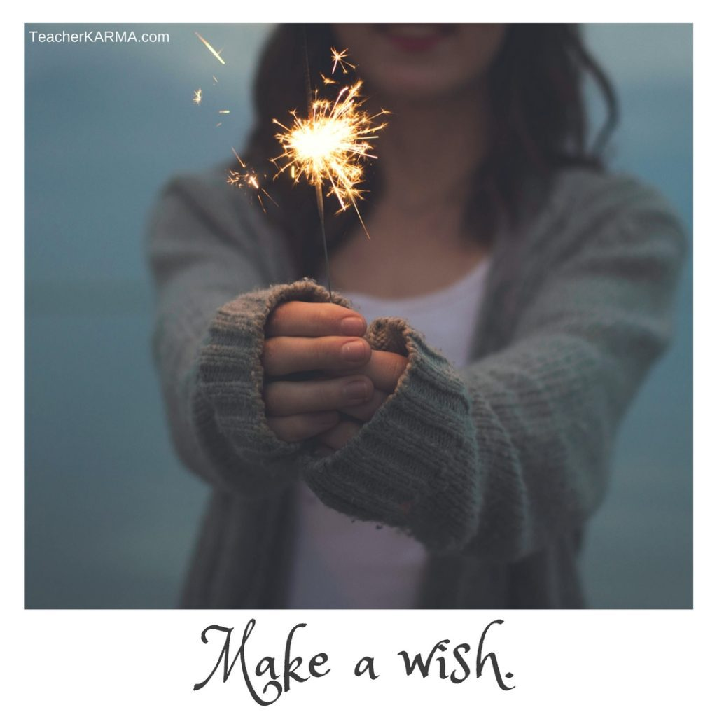make a wish teacherkarma.com