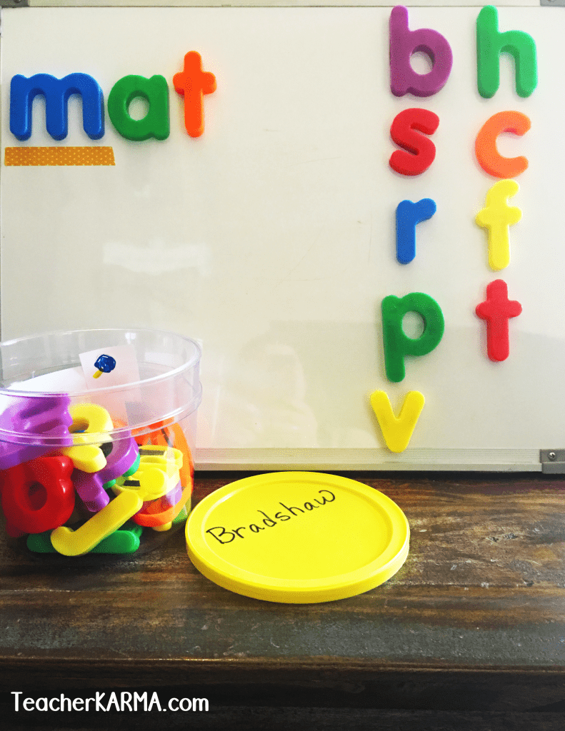 how-to-teach-word-families-plastic-letters-teacherkarma-com