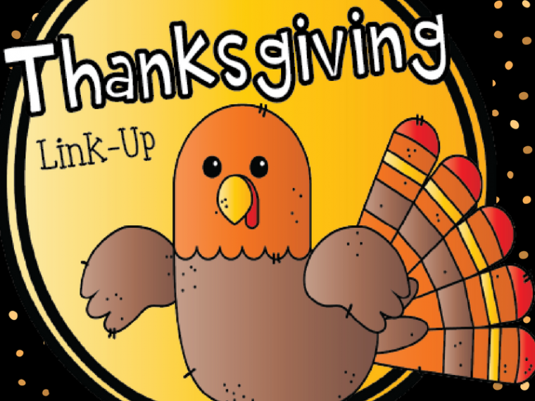 Thanksgiving Link Up for Teachers