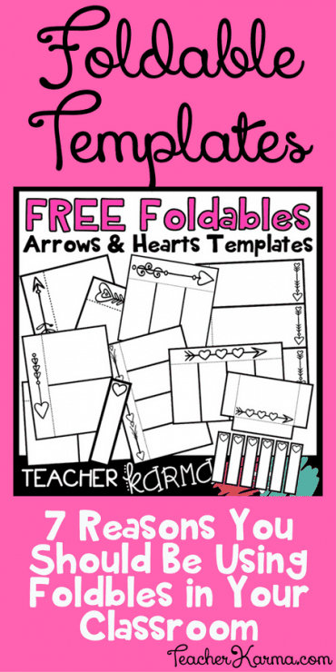 7 reasons you should be using foldables in your classroom teacher free foldable interactives and flip booktemplates teacherkarma maxwellsz