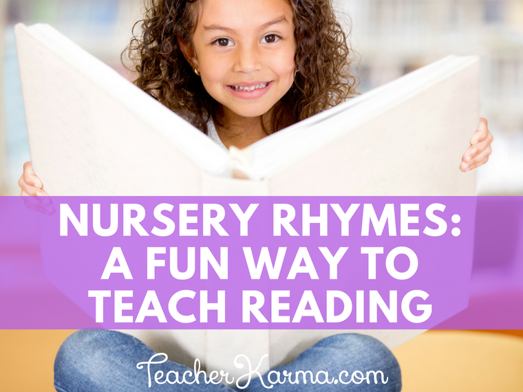 Nursery Rhymes- how to use these poems to teach beginning reading skills #nurseryrhymes #nurseryrhyme #minibooks #teacherspayteachers #tpt #teacherkarma #guidedreading
