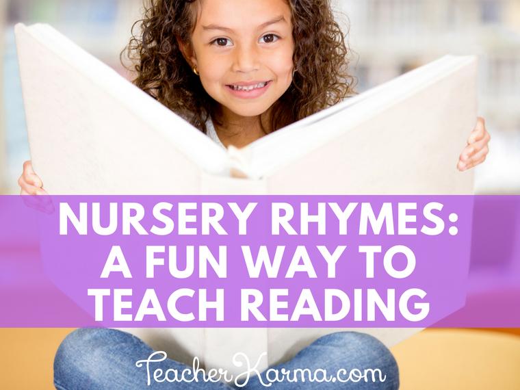 Nursery Rhymes- how to use these poems to teach beginning reading skills #nurseryrhymes #nurseryrhyme #minibooks #teacherspayteachers #tpt #teacherkarma #guidedreading